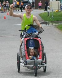 Photo courtoisie : JC Arsenault Événement : 2010 Demi-marathon de Yamachiche