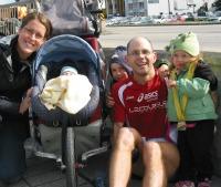 Photo courtoisie : René Alary Événement : 2010 Marathon de Rimouski