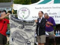 Photo courtoisie : Stéphanie Ducharme Événement : 2007 New Hampshire Marathon